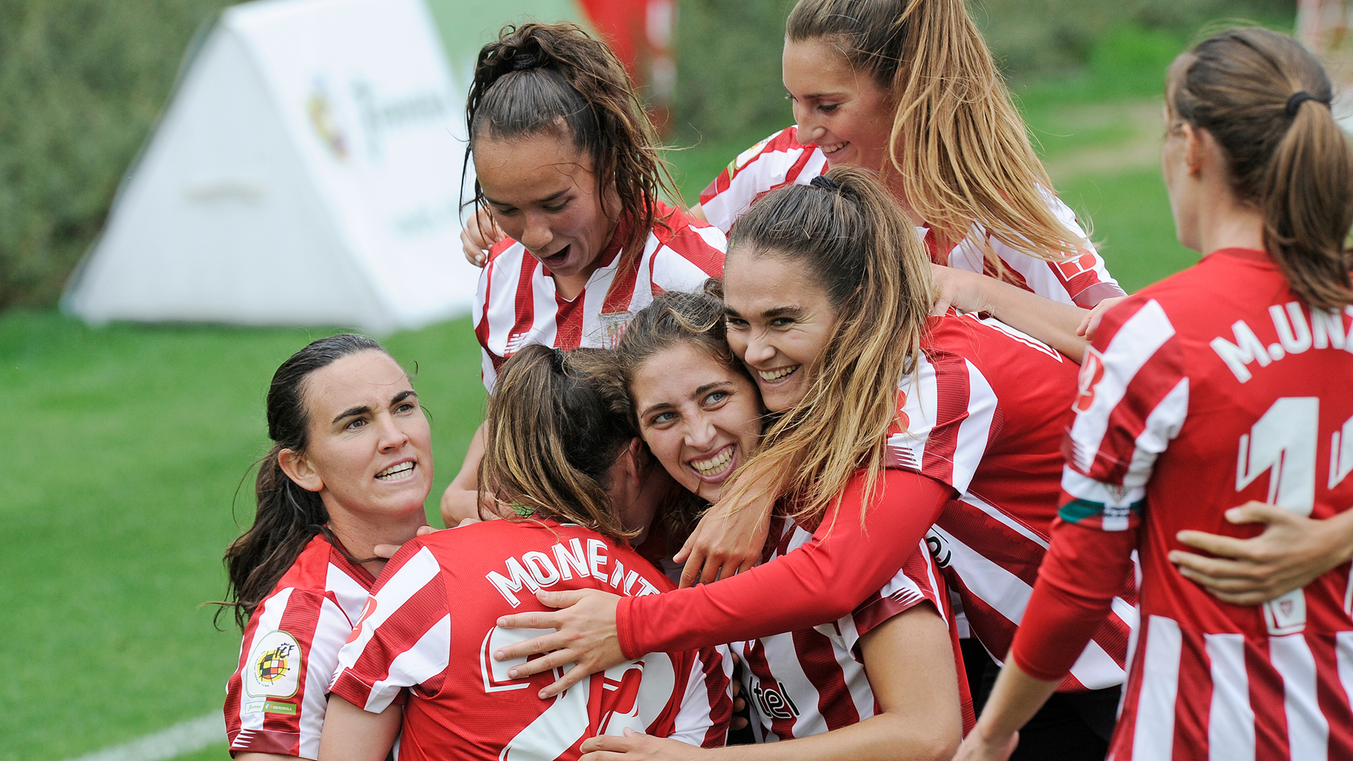 New Athletic Club Women Twitter account