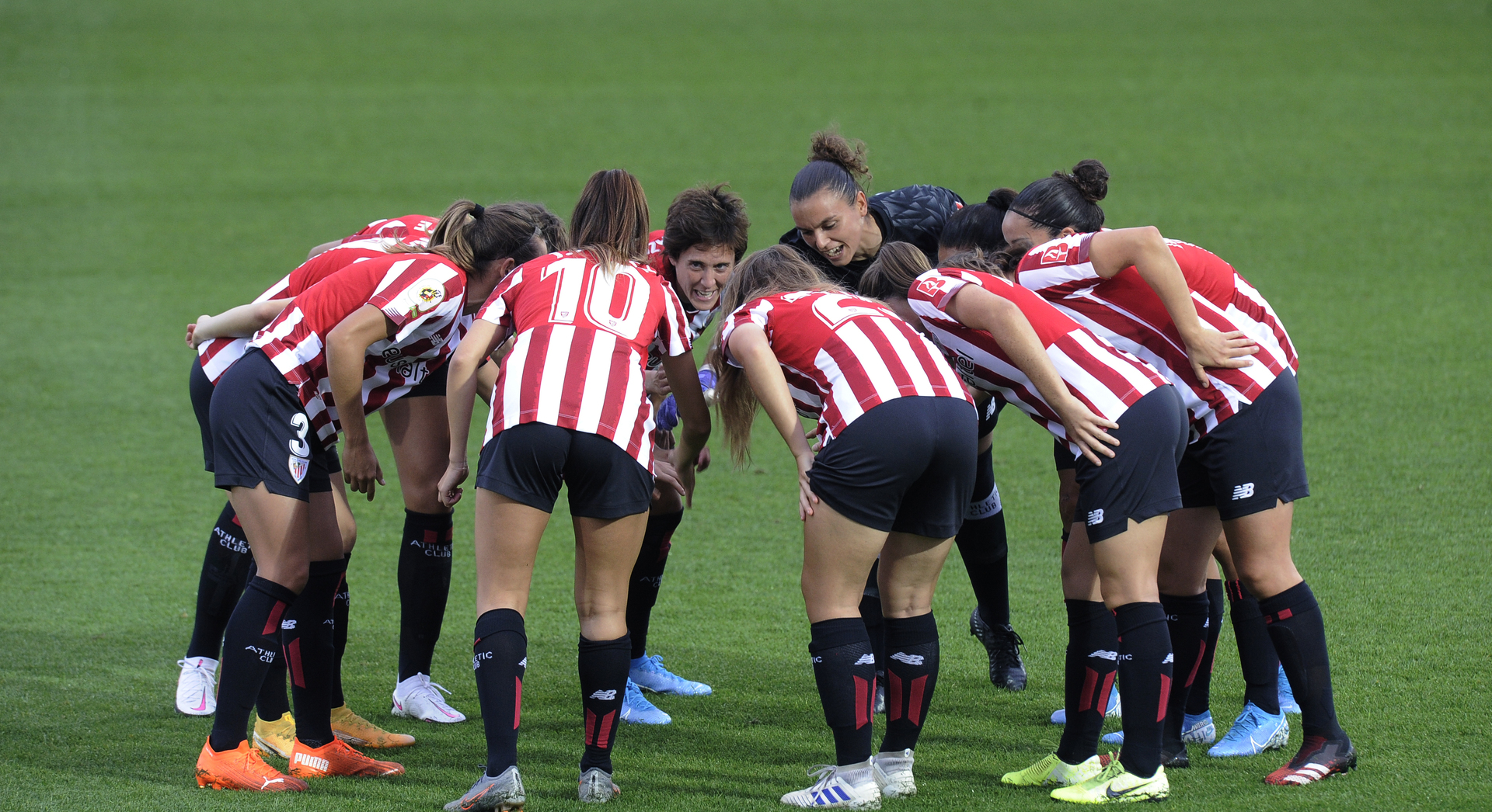 A two-week break for Athletic Club Women