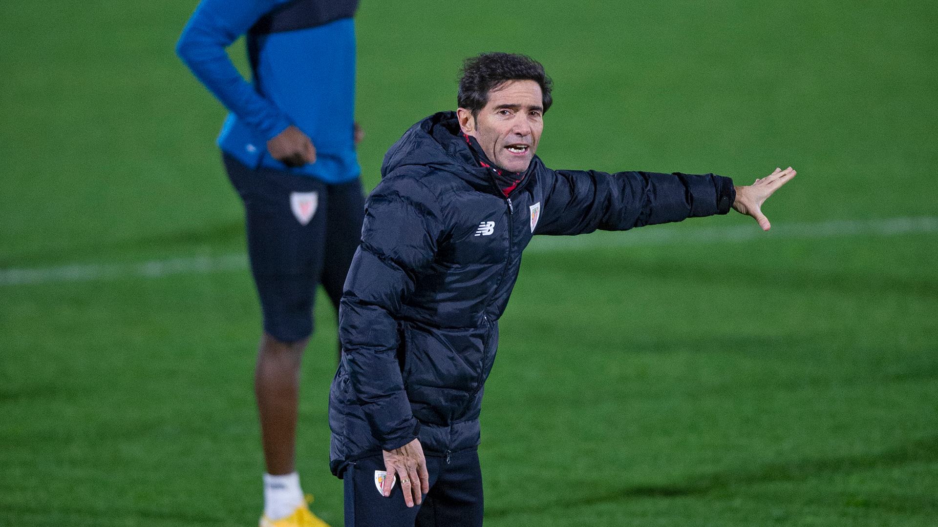 """Marcelino: """"We're determined to be in the semi-finals"""""""
