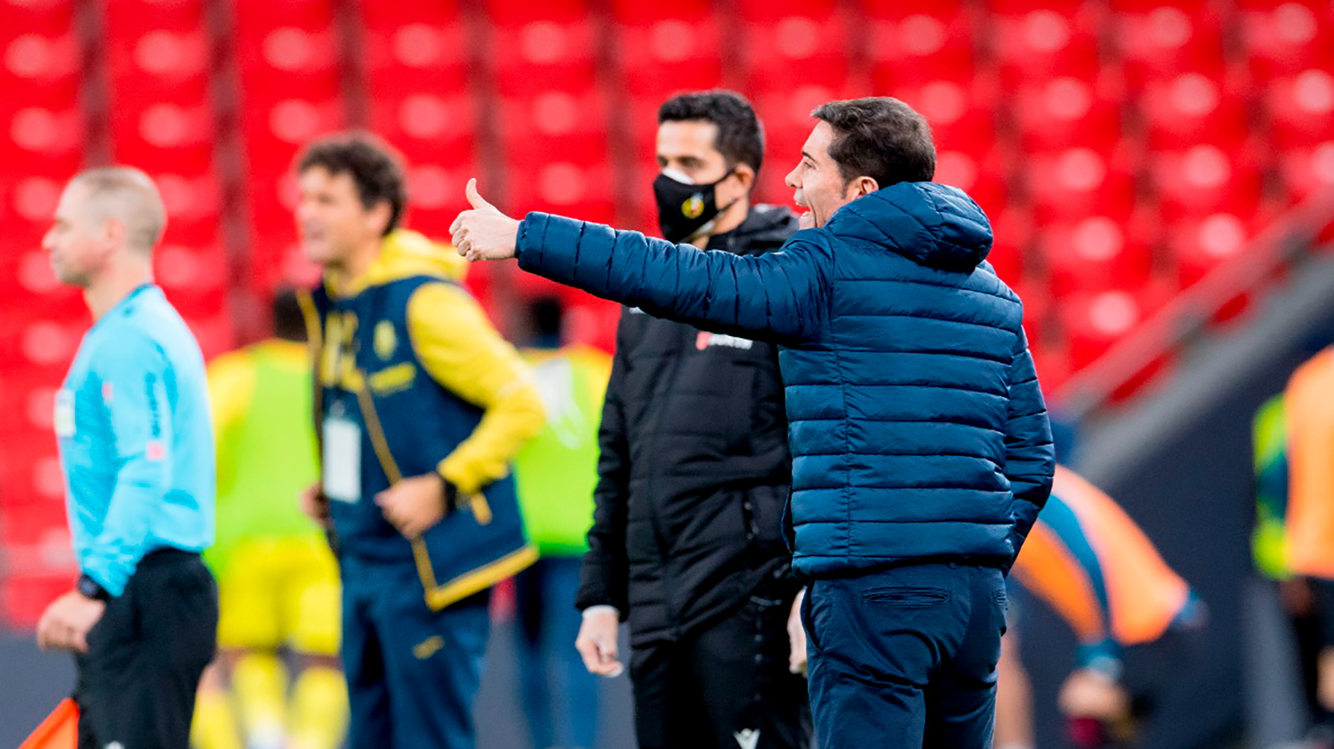 "Marcelino: ""Athletic deserved to win"""