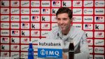 "Marcelino: ""We're focused on winning tomorrow"""