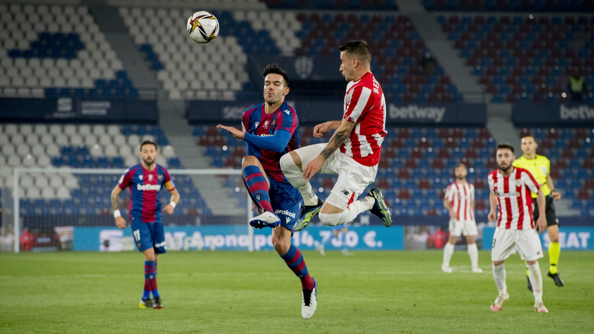 Levante UD – Athletic Club (Semifinal Copa 2021)