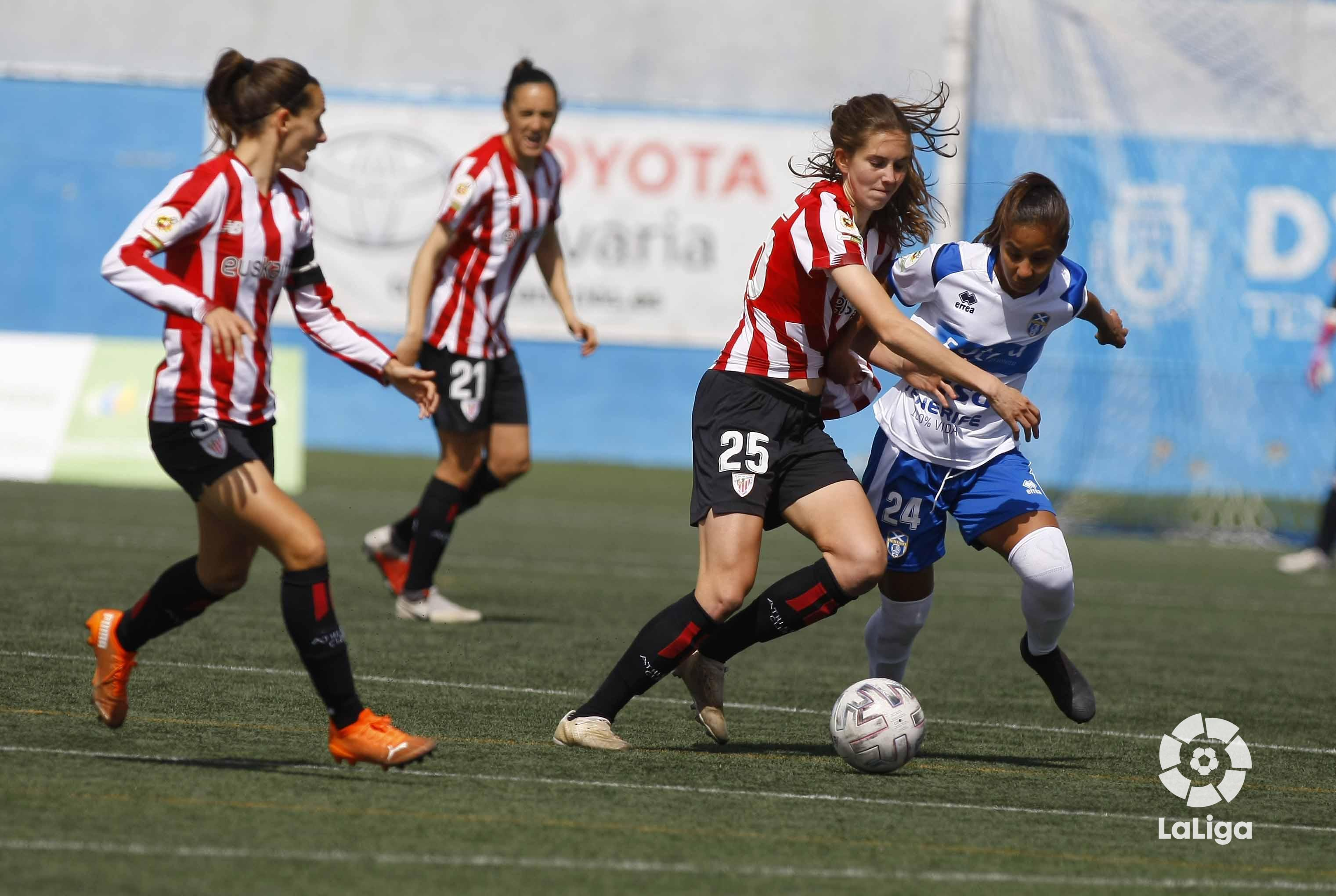 The Lionesses close to draw at La Palmera