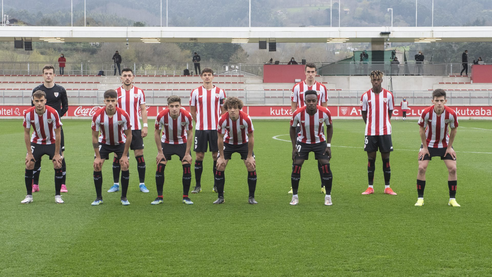Bilbao Athletic – CD Laredo (J19 – 2ªB)