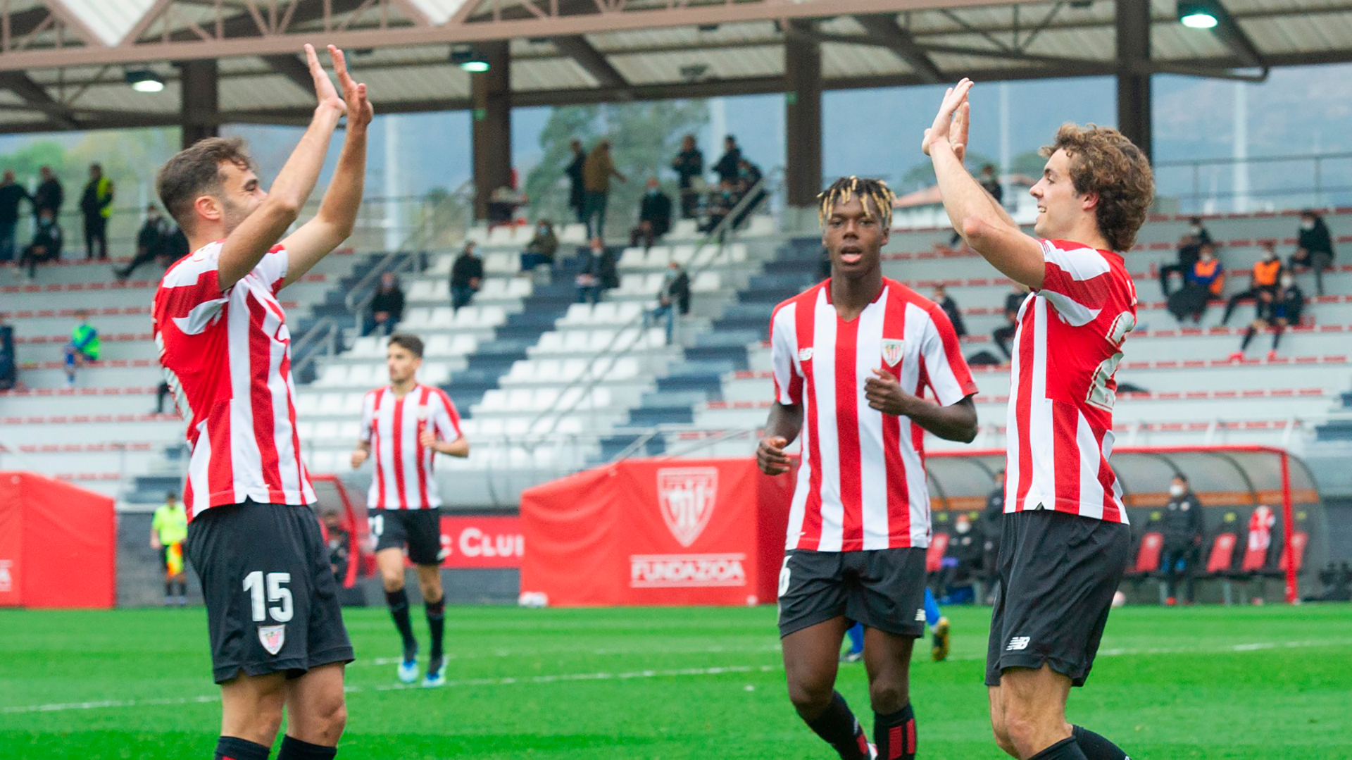 El Bilbao Athletic no afloja