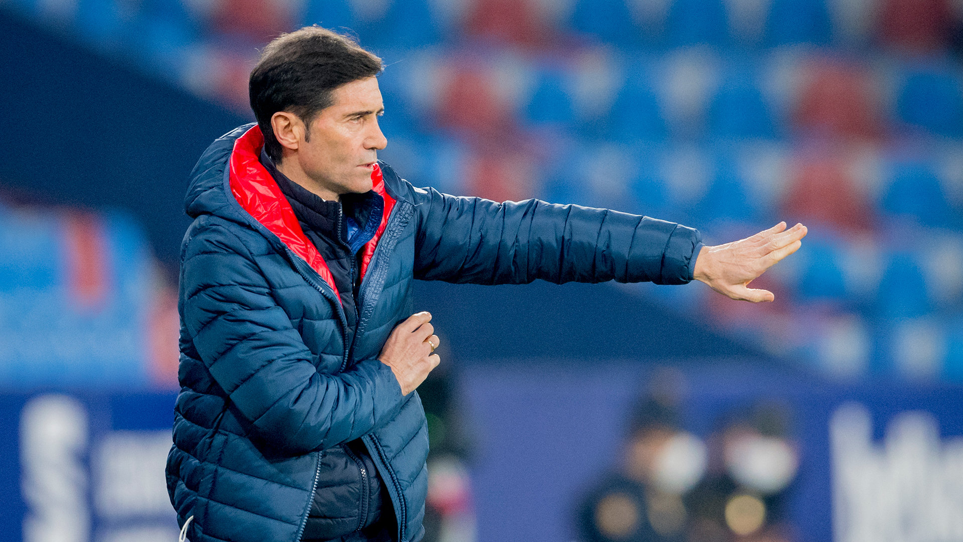 "Marcelino: ""We were patient and consistent"""