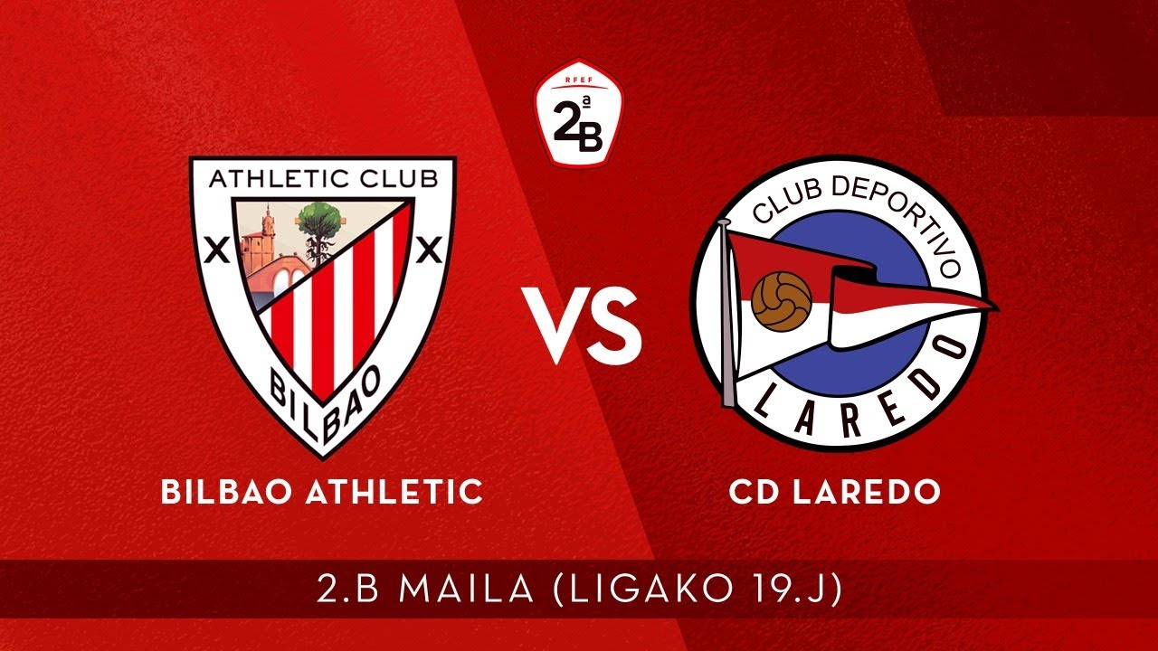 En directo: Bilbao Athletic – CD Laredo