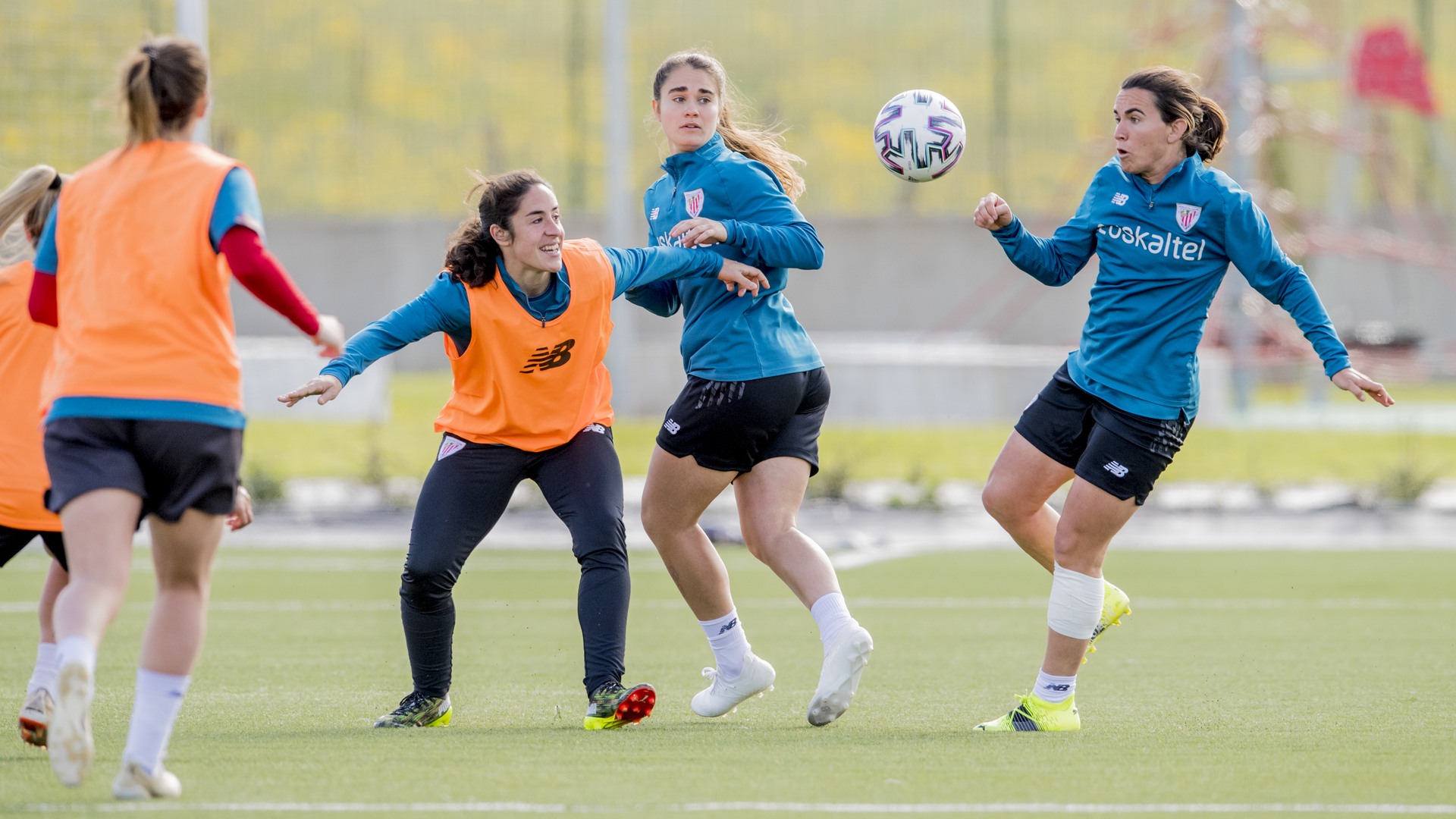 Eleven Lionesses in Basque national team squad
