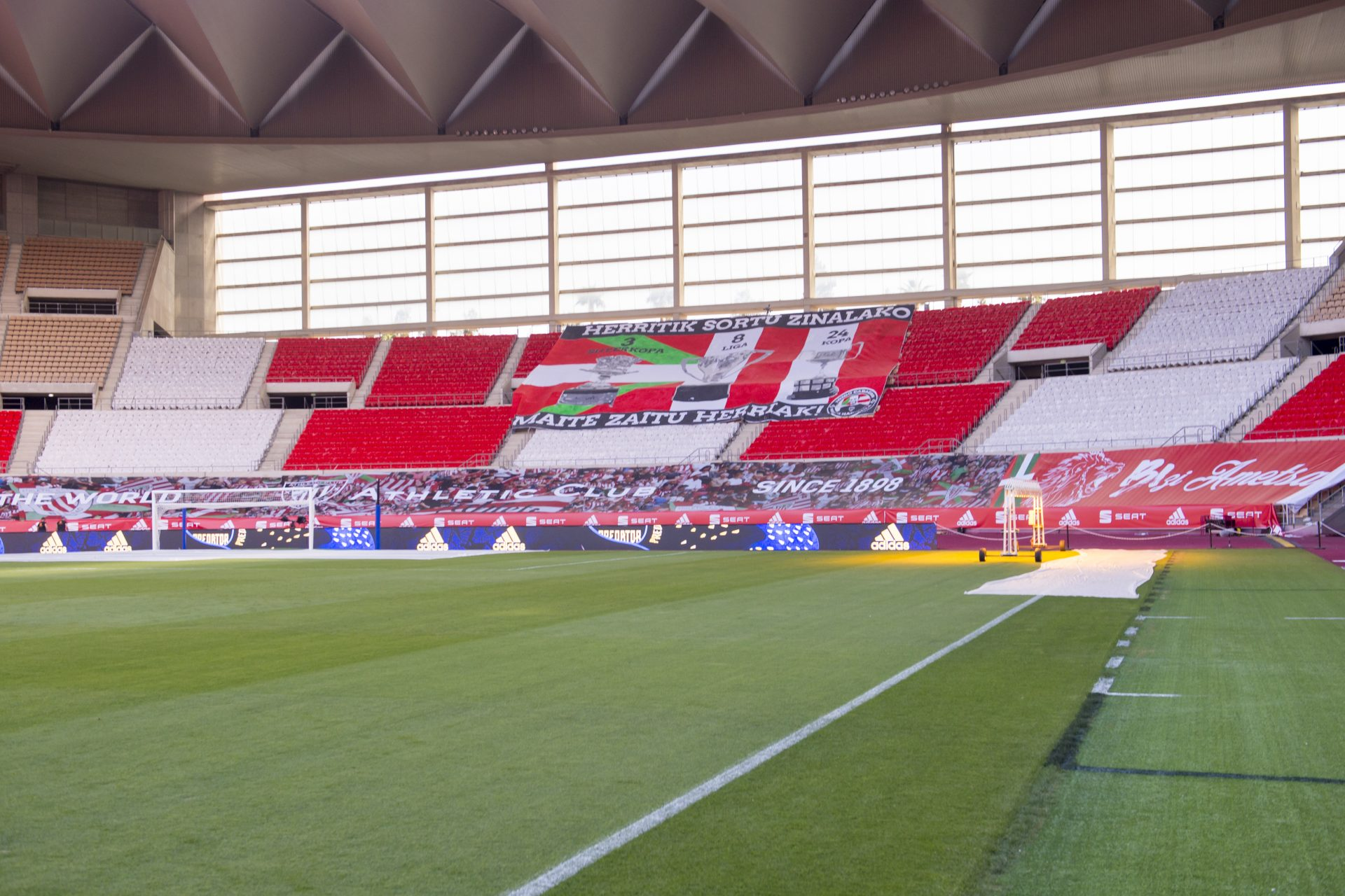 Tifo Athletic Club I Final Copa 2019-20