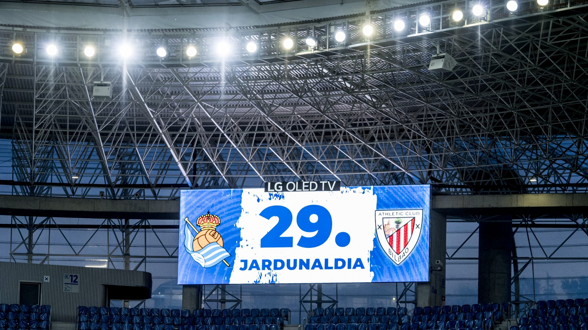 Real Sociedad – Athletic Club (M29 – LaLiga)