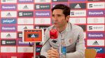 "Marcelino: ""Head and heart. That's they key to victory"""