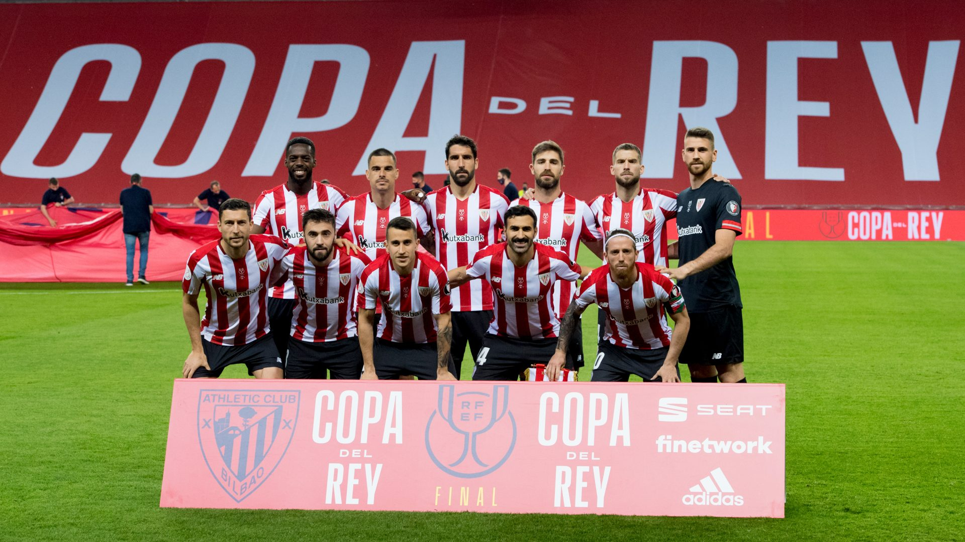 Final Copa 2020-21 I Athletic Club – FC Barcelona