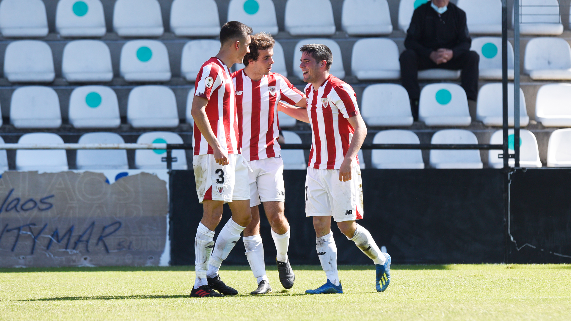 El Bilbao Athletic arranca la segunda fase