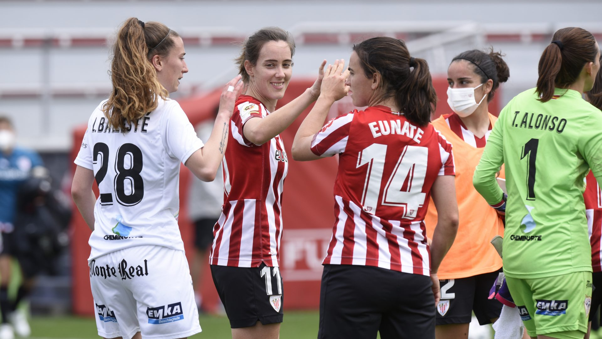 Athletic Club – EDF Logroño | M27 Primera Iberdrola