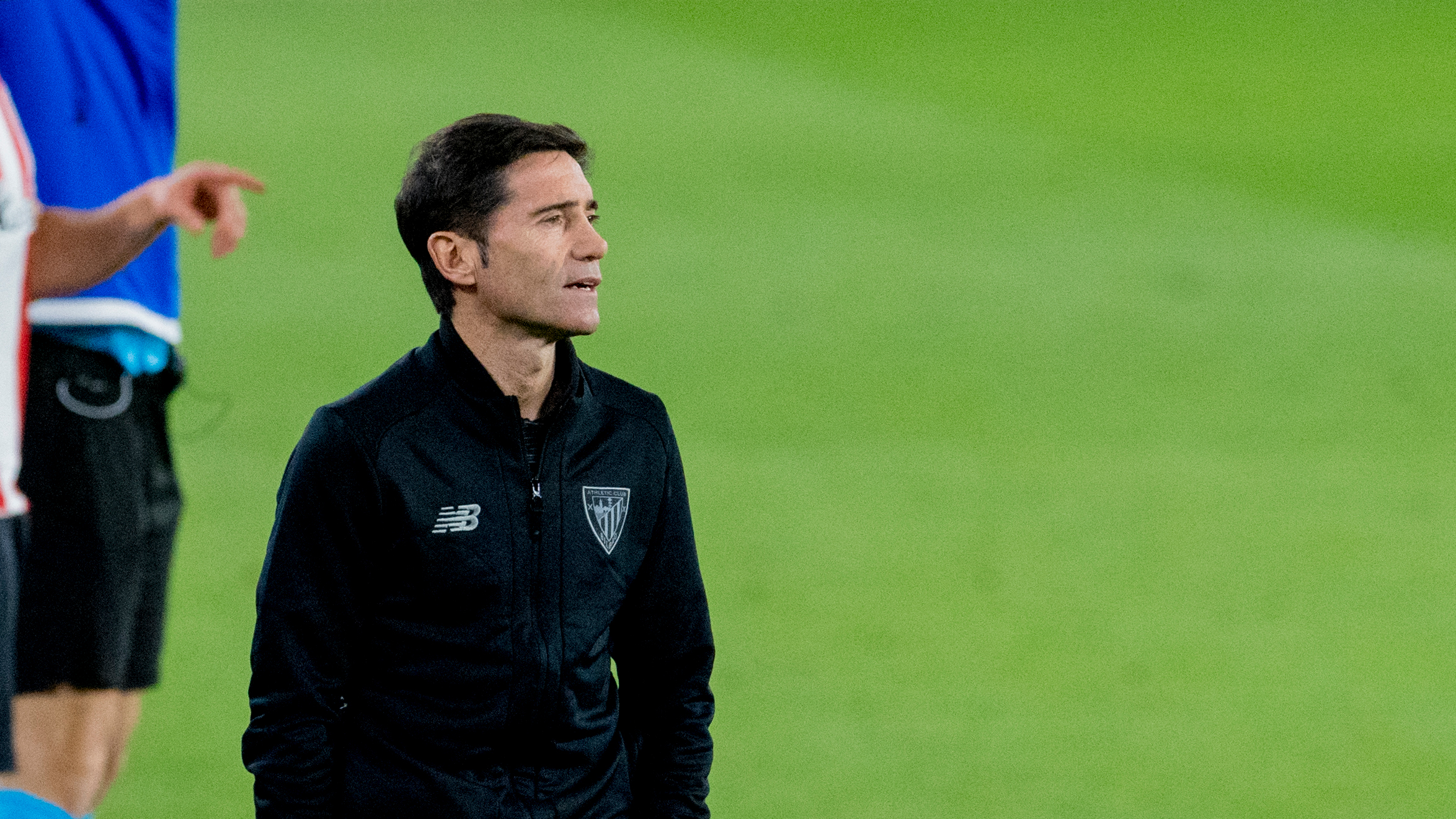 "Marcelino: ""In difficult moments you can also grow"""