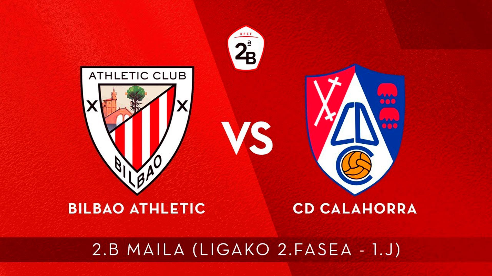 En directo: Bilbao Athletic – CD Calahorra