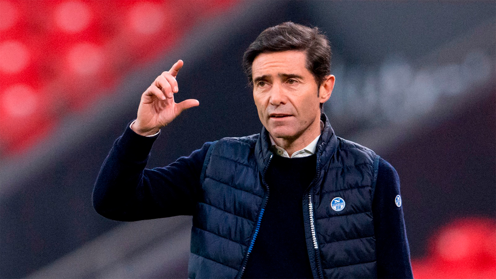 """Marcelino: """"I'm proud of the way we played"""""""