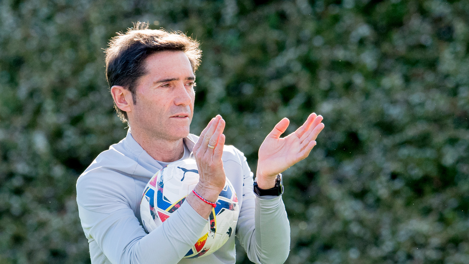 """Marcelino: """"Beating Valladolid has a lot of incentives"""""""