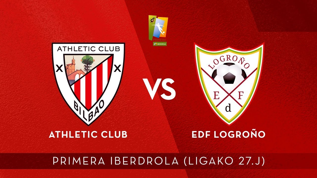 AUDIO LIVE: Athletic Club – EDF Logroño (J27 Primera Iberdrola)