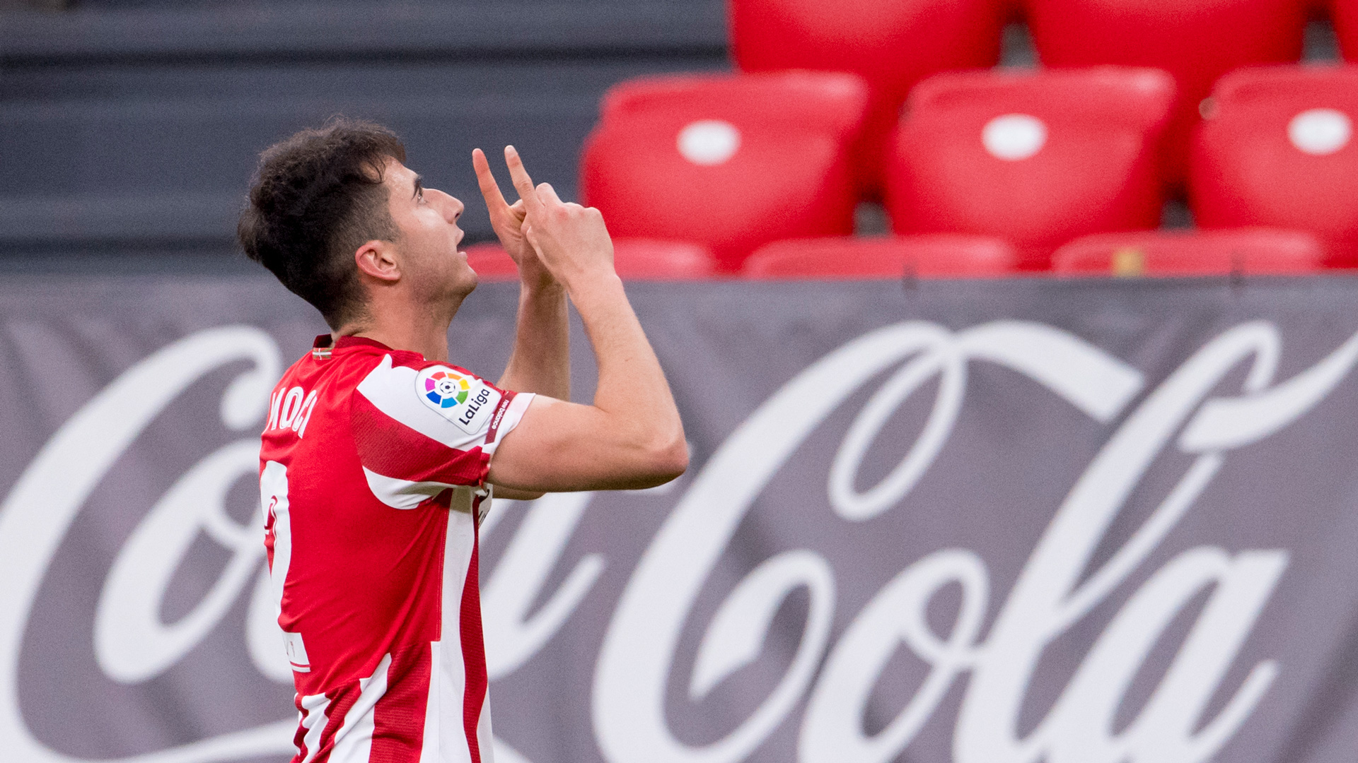 Jon Morcillo off the mark for Athletic