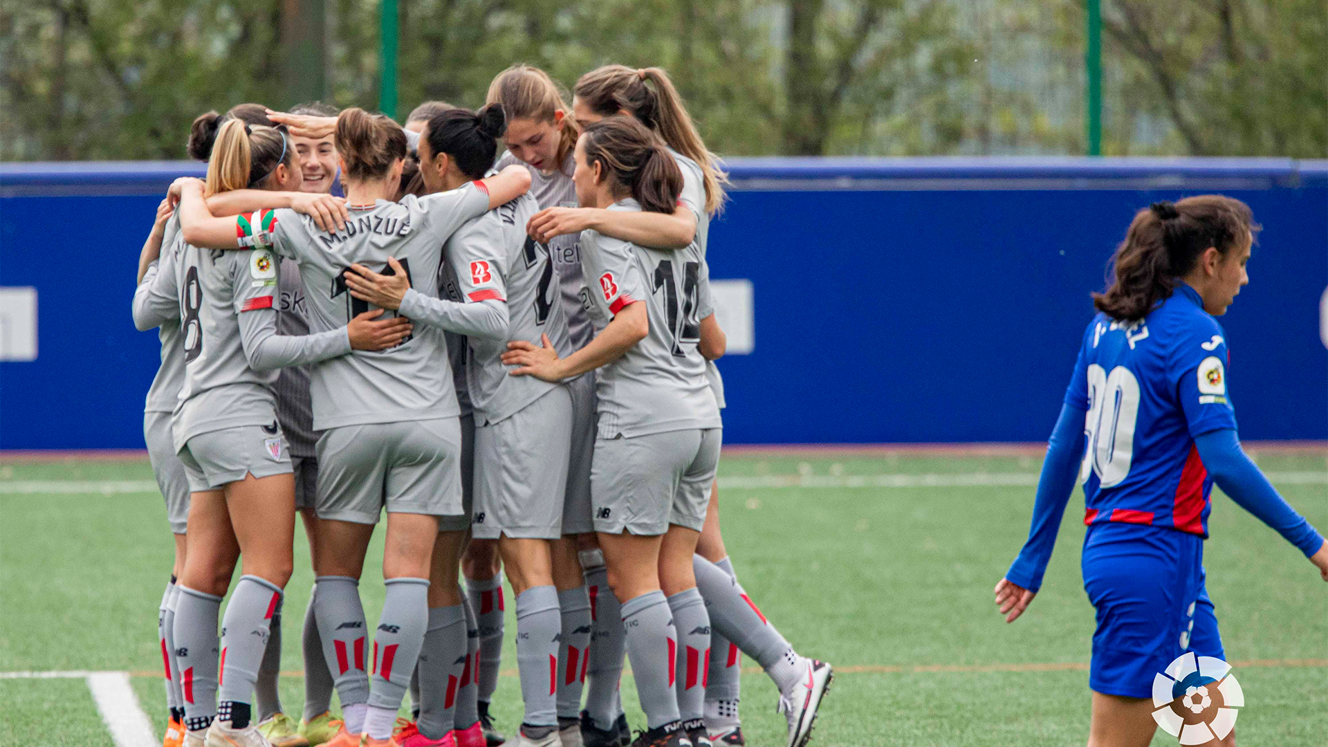 Dominant win for Athletic Club Women against SD Eibar