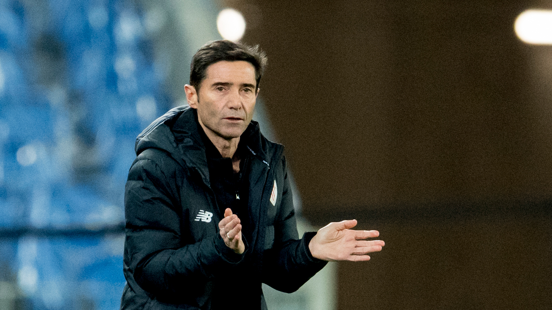 "Marcelino: ""We've taken a big step forward"""
