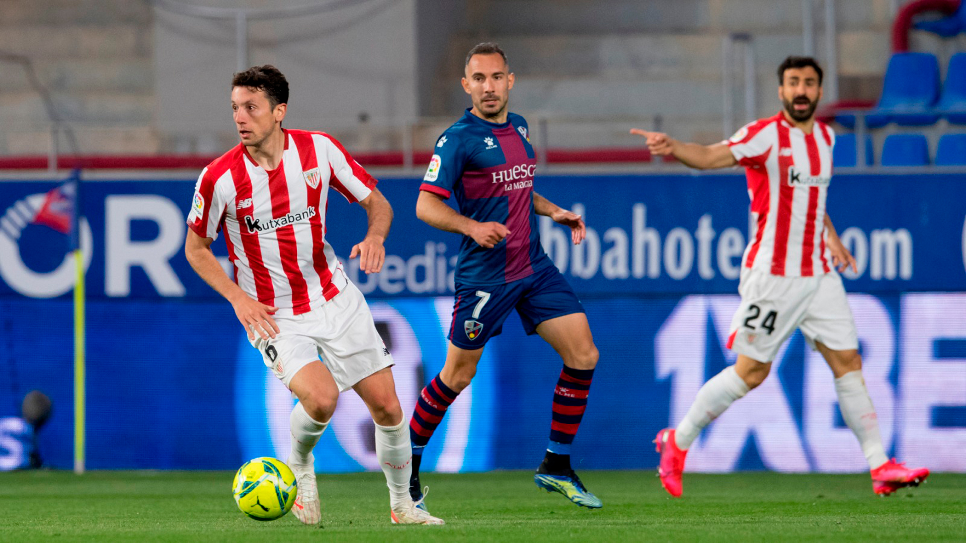 Defeat against SD Huesca