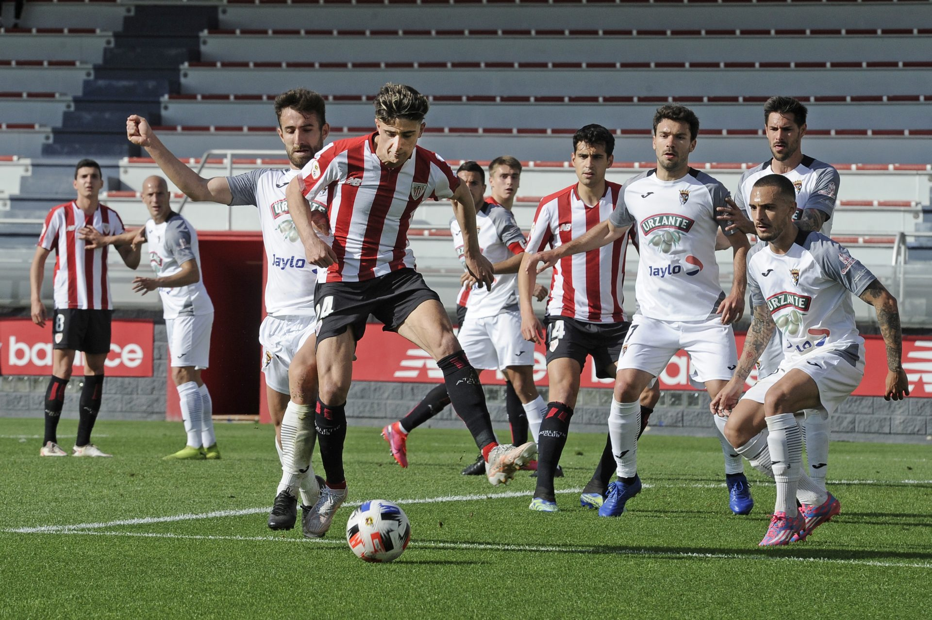 Bilbao Athletic – CD Tudelano | 2ª Fase | M5 – 2ªB