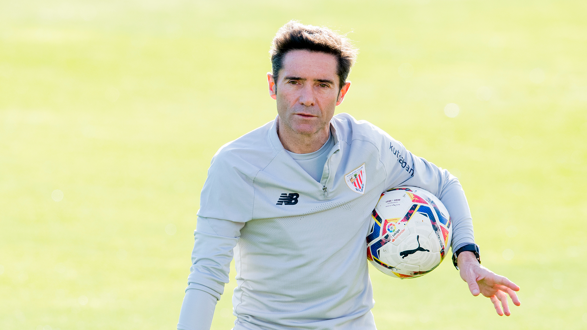 """Marcelino: """"Athletic's duty is to compete for every match"""""""