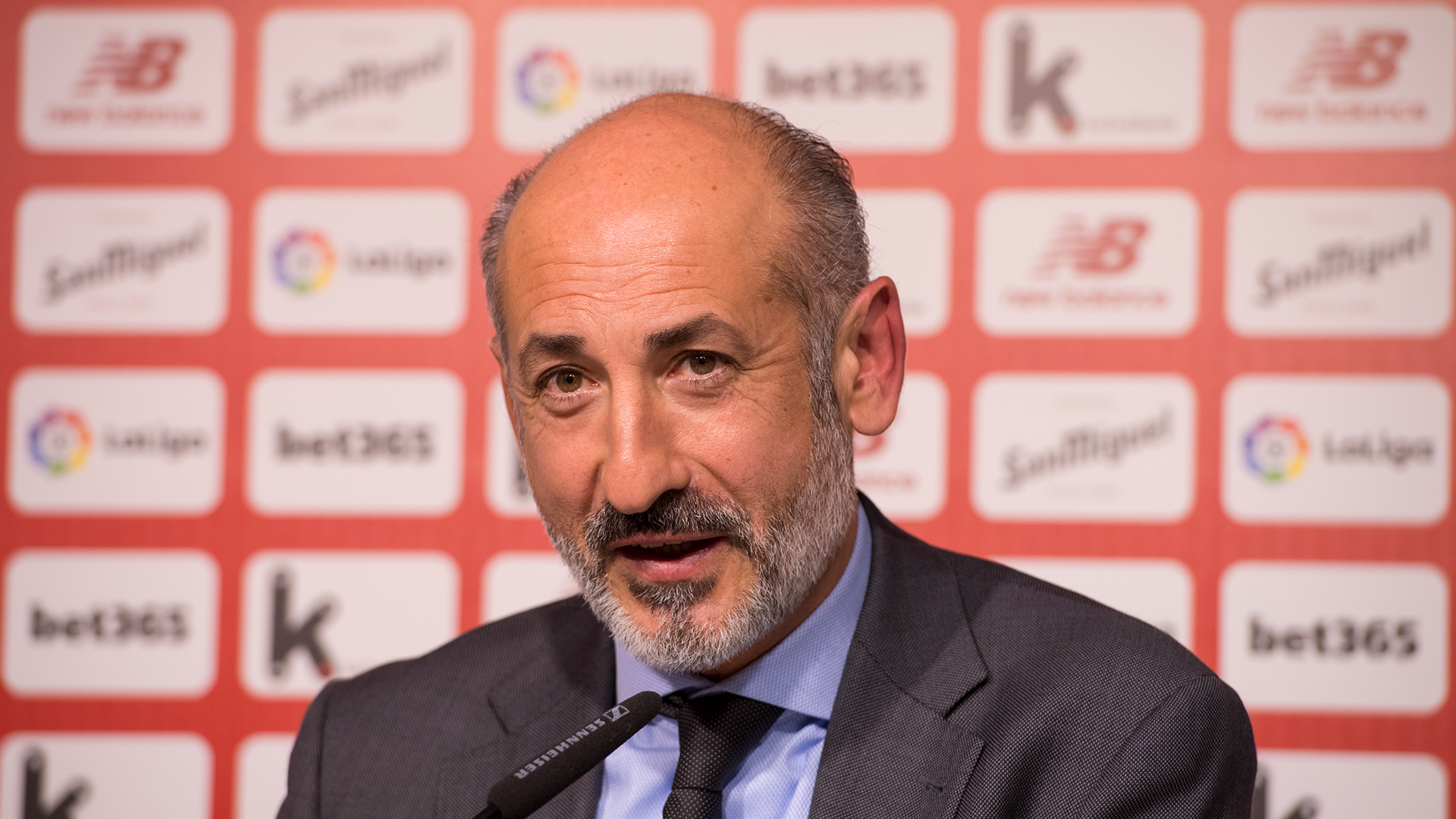 Aitor Elizegi to hold press conference