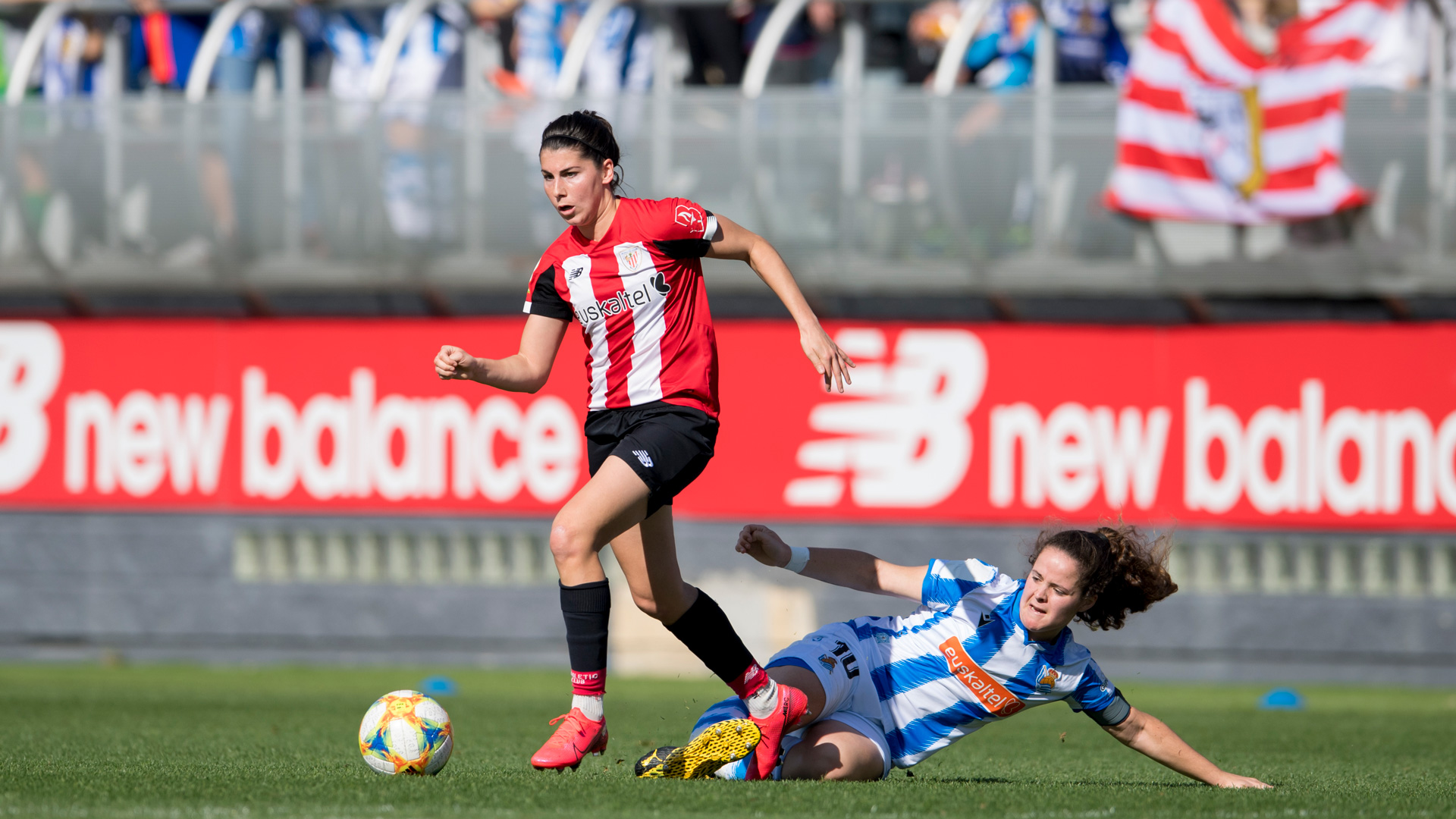 Athletic Club-Real Sociedad partidaren buletina deskargatu