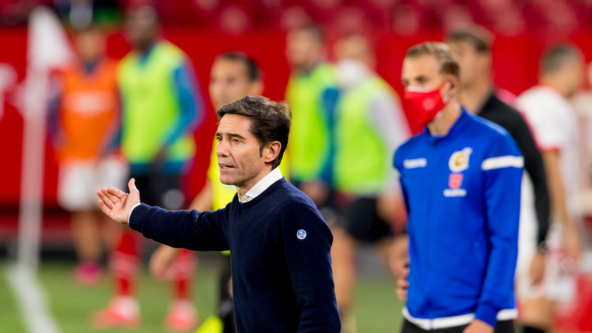 "Marcelino: ""Athletic were more accurate"""