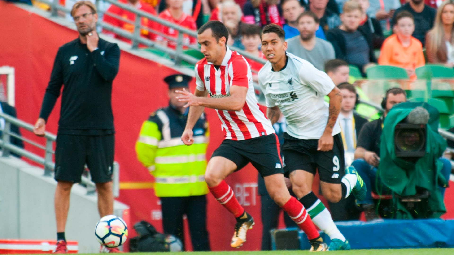 Athletic Club to face Liverpool FC at Anfield in pre-season