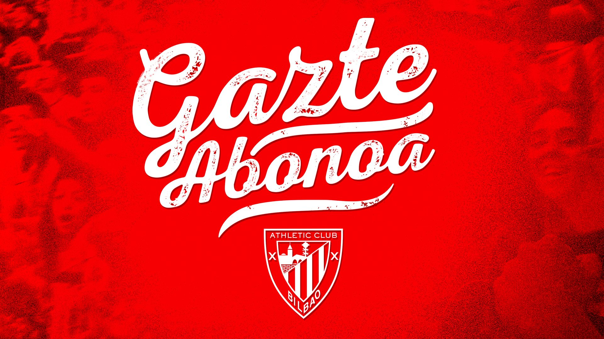 GAZTE ABONOA passes for 2021-22 have sold out