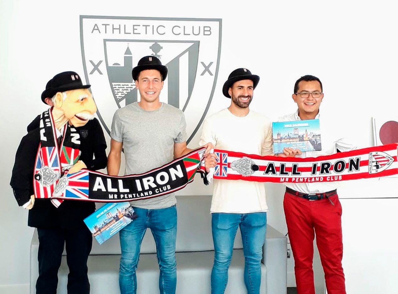 The Language of Athletic Club (pt.4): All Iron
